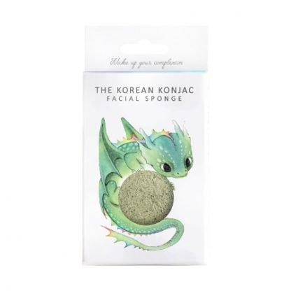 Konjac Sponge Mythical Dragon Pesusieni