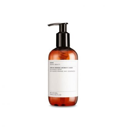 Evolve African Orange Aromatic Wash Vartalonpesuaine 250ml