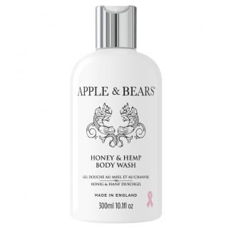 Apple & Bears Honey & Hemp Body Wash Vartalonpesuaine 300ml