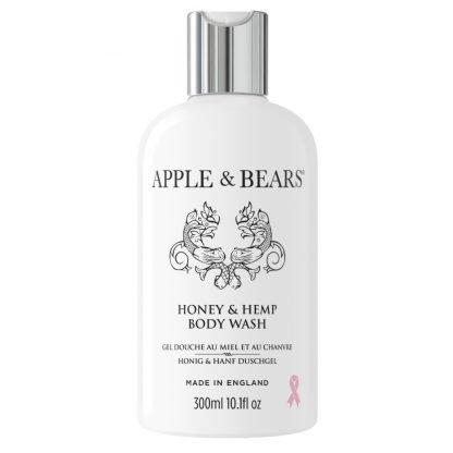 Apple & Bears Honey & Hemp Body Wash Vartalonpesuaine 300ml