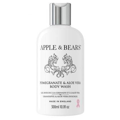Apple & Bears Pomegranate & Aloe vera Body Wash Vartalonpesuaine 300ml