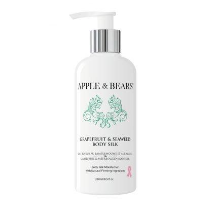 Apple & Bears Grapefruit & Seaweed Body Silk Vartalovoide 250ml