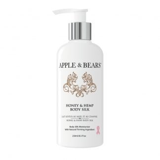 Apple & Bears Honey & Hemp Body Silk Vartalovoide 250ml