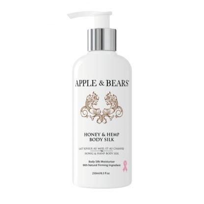 Apple & Bears Honey & Hemp Body Silk Vartalovoide 250ml