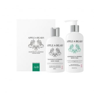 Apple & Bears Grapefruit & Sea Weed Luxury Body Care Lahjasetti