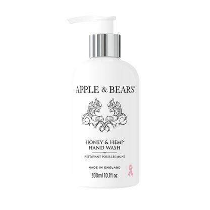 Apple & Bears Honey & Hemp Hand Wash Käsienpesuneste 300ml