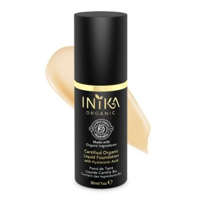Inika Liquid Hyaluronic Foundation Meikkivoide Cream 30ml