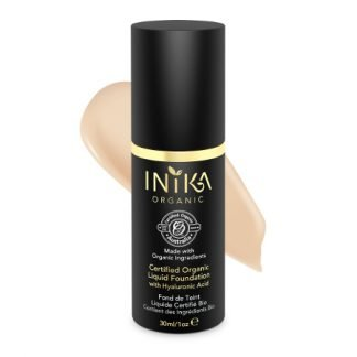Inika Liquid Hyaluronic Foundation Meikkivoide Nude 30ml