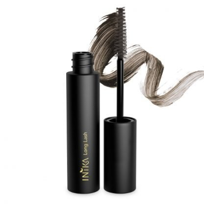 Inika Organic Vegan Mascara Long Lash Ripsiväri Brown 8g