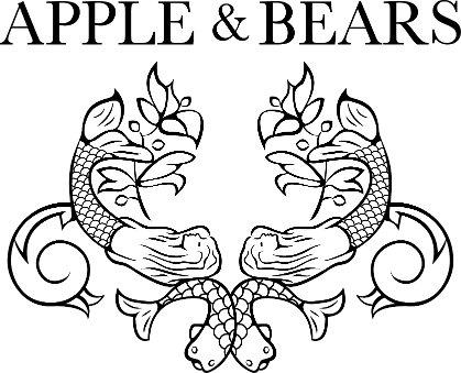 apple and bears tuotemerkki