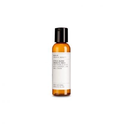 Evolve Citrus Blend Aromatic Vartalonpesuaine 60ml Matkakoko