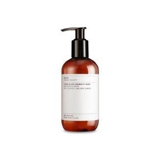 Evolve Organic Beauty Citrus Blend Aromatic Vartalonpesuaine 250ml