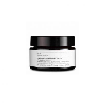 Evolve Organic Beauty Cotton Fresh Deodoranttivoide 30ml