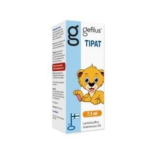 Gefilus Maitohappobakteeri Tipat 7.5 ml