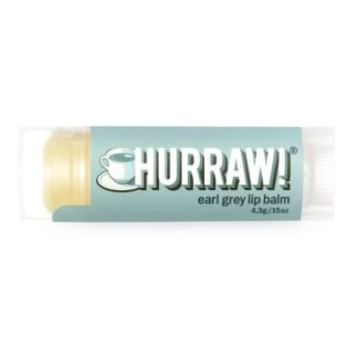 HURRAW! Earl Grey Huulivoide 4,3g