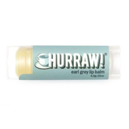 HURRAW! Earl Grey Huulivoide 4,3g