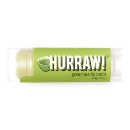 HURRAW! Green Tea Huulivoide 4,3g