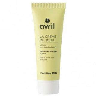 Avril Organic Kosteuttava Päivävoide Normaalille iholle 50ml