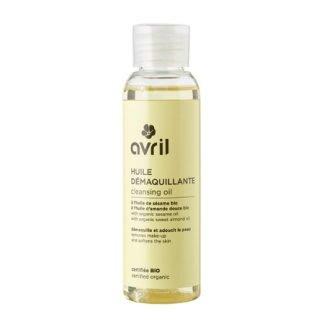 Avril Organic Puhdistusöljy 100ml
