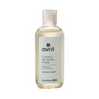 Avril Organic Risiiniöljy 100ml