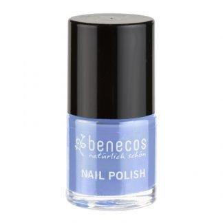 Benecos Nail Polish Kynsilakka Blue Sky 9ml