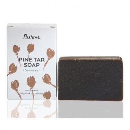 Nurme Pine Tar Mäntytervasaippua 100g