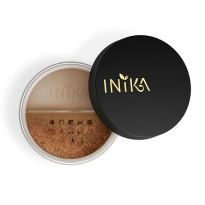 INIKA Mineral Foundation Powder+SPF25 Mineraalipuuteri Sävy Confidence 8g
