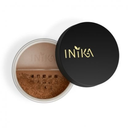 INIKA Mineral Foundation Powder+SPF25 Mineraalipuuteri Sävy Wisdom 8g