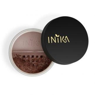 INIKA Mineral Foundation Powder+SPF25 Mineraalipuuteri Sävy Fortitude 8g