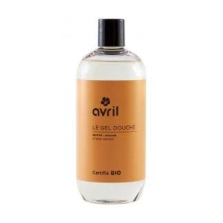 Avril Organic Aprikoosi Manteli Suihkugeeli 500ml