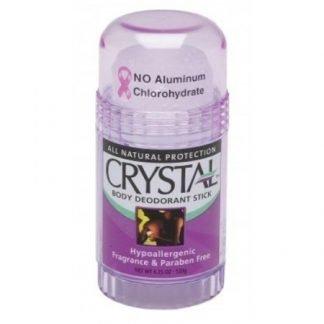 Crystal Body Deokivi Mineraalisuoladeodorantti 120 g