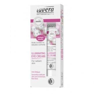 Lavera Illuminating Eye Cream Silmänympärysvoide 15ml