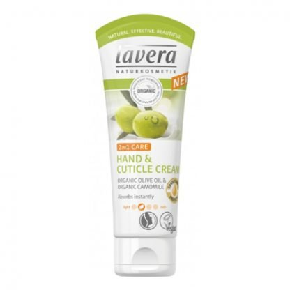 Lavera Nail And Cuticle 2in1 Käsi- ja Kynsinauhavoide 75ml