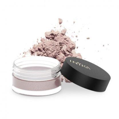 INIKA Organic Loose Mineral Eyeshadow Luomiväri Pink Fetish 1,2g