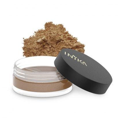 INIKA Organic Loose Mineral Bronzer Sunkissed Aurinkopuuteri 3,5g kuva 3