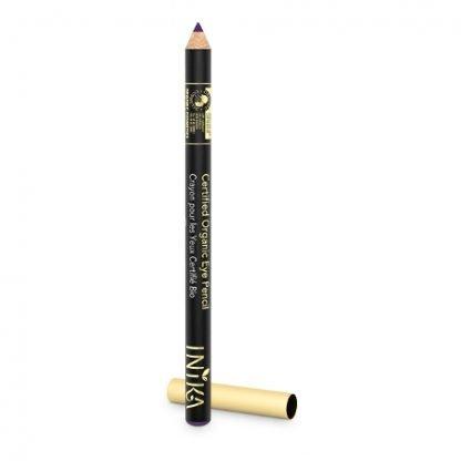 INIKA Organic Eyeliner Silmienrajauskynä Purple Minx 1,2g kuva 2