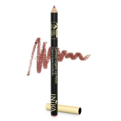 INIKA Organic Lip liner Pencil Huultenrajauskynä Safari 1,2g