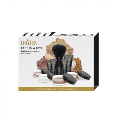 INIKA Organic Face in a Box Starter Kit Aloituspakkaus Patience kuva 3