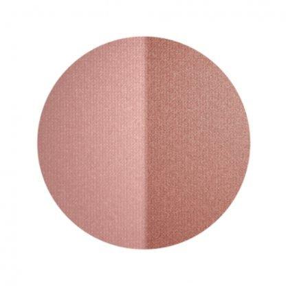 INIKA Organic Mineral Baked Blush Poskipuna Duo Burnt Peach 6,5g kuva 3