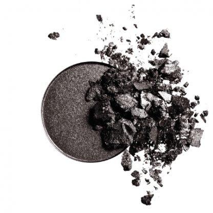INIKA Organic Eyeshadow Duo Luomiväripaletti Black Sand 3,9g kuva 5