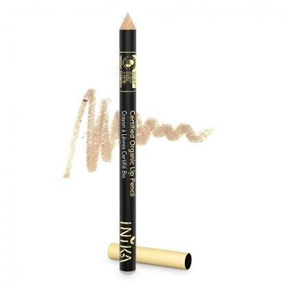 INIKA Organic Lip liner Pencil Huultenrajauskynä Buff 1,2g