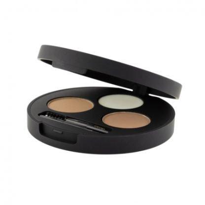 INIKA Organic Brow Define Palette Kulmien Muotoilu Paletti Amber 5g kuva 2