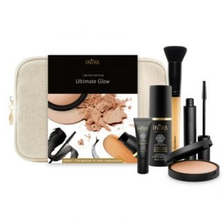INIKA Organic Ultimate Glow Kit Meikkisetti Sävy Honey