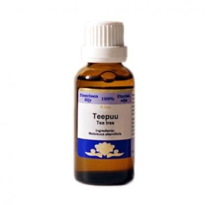 Frantsila Tea Tree Eteerinen Teepuu Öljy 30ml (iso koko)