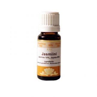Frantsila Jasmiini Eteerinen Öljy 10ml (Laimennettu 10% Jojobaöljyyn)