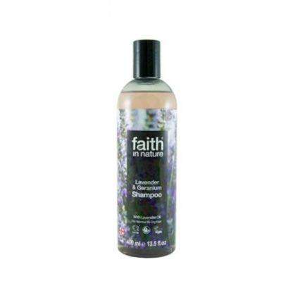 Faith In Nature Laventeli & Geranium Shampoo 250ml