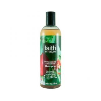 708002500916_Faith in Nature Granaattiomena & Rooibos Shampoo 250ml