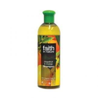 Faith in Nature Greippi & Appelsiini Shampoo 250ml