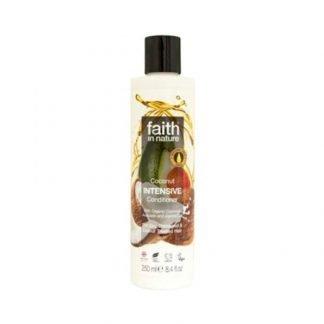 Faith In Nature Kookos Tehohoito 250ml