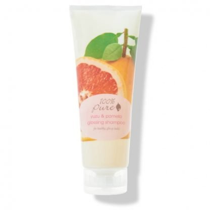 100% Pure Yuzo & Pomelo Glossing Kiilto Shampoo 236ml